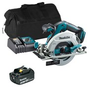 Makita DHS680ITS 18v LXT Brushless 165mm Circular Saw with 1 x 3Ah Battery, Charger and Bag