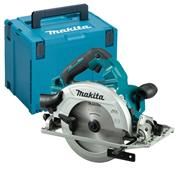 Makita DHS783ZJU 36v (Twin 18v) LXT 190mm Brushless Circular Saw with AWS - Body with Case