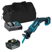 Makita DJR183ITS Makita DJR183ITS 18V LXT Reciprocating Saw with 1 x 3Ah Battery, Charger and Bag
