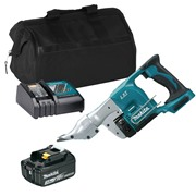 Makita DJS130ITS 18v LXT Shear with 1 x 3Ah Battery, Charger and Bag