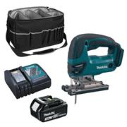 Makita DJV180CB 18v LXT Li-ion Jigsaw - 1 x 3Ah With Bag