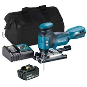 Makita DJV181ITS Makita DJV181ITS 18V LXT Brushless Jigsaw with 1 x 3Ah Battery, Charger and Bag