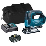 Makita DJV182ITS 18v LXT Brushless Jigsaw with 1 x 3Ah Battery, Charger and Bag