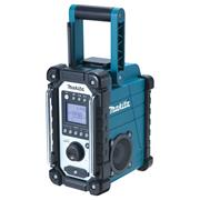 Makita DMR107 18V LXT & 10.8V CXT AM/FM Job Site Radio - Blue