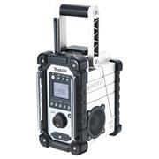 Makita DMR107W Makita Job Site Radio (White)