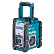 Makita DMR112 DAB/DAB+ Job Site Radio With Bluetooth