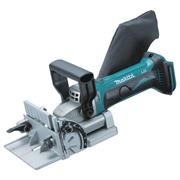 Makita DPJ180Z Makita 18v Li-ion Biscuit Jointer Body Only