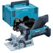 Makita DPJ180ZSC Makita 18v Li-ion Biscuit Jointer Body + Case
