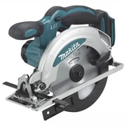 Makita DSS610Z 18v Li-ion Circular Saw 165mm - Body
