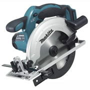 Makita DSS611Z 18v Li-ion 165mm Circular Saw - Body