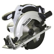 Makita DSS611ZW Makita 18v Li-ion White Circular Saw 165mm - Body Only