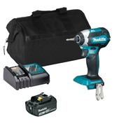 Makita DTD153ITS 18v LXT Brushless Impact Driver with 1 x 3Ah Battery, Charger and Bag
