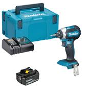 Makita DTD153RMJX Makita 18v Li-ion 4.0Ah Cordless Brushless Impact Driver