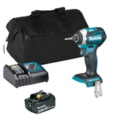 Makita DTD154ITS 18v LXT Brushless Impact Driver with 1 x 3Ah Battery, Charger and Bag