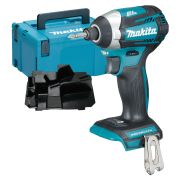 Makita DTD154ZSC Makita 18v Li-ion Cordless Brushless Impact Driver - Body + Case