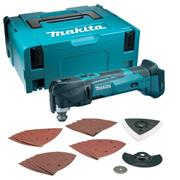 Makita DTM51ZJX7 18v Li-ion Multi-Tool with Accessories Body + Case