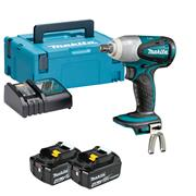 Makita DTW251RMJ 18v Li-ion 1/2'' Impact Wrench Kit