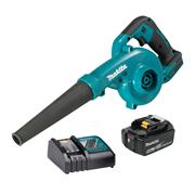 Makita DUB185RT Makita DUB185RT 18V LXT Blower with 1 x 5Ah Battery and Charger
