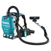 Makita DVC261ZX11 2 x 18v LXT Brushless Backpack Vacuum Cleaner