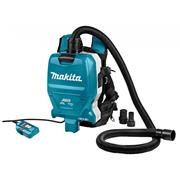 Makita DVC265ZXU 36v (Twin 18v) LXT Brushless Backpack Vacuum Cleaner with AWS - Body