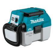 Makita DVC750LZ 18v Brushless L-Class Vacuum Cleaner