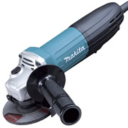 Makita GA4534 Makita 115mm Paddle Switch Angle Grinder