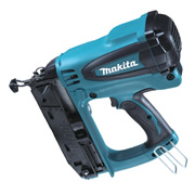 Makita GF600SE Makita 7.2V Cordless Gas Straight Brad Nailer