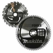 Makita HH190PK2 Makita 190mm 2 Piece Circular Saw Blade Pack