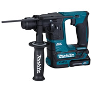 Makita HR166DSMJ 10.8V CXT Brushless SDS+ Drill with 2 x 4Ah Batteries, Charger and Case