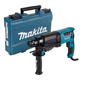 Makita HR2611FX2 Makita 26mm SDS+ Rotary Hammer Drill