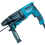 Makita HR2630 Makita 3 Mode SDS+ Rotary Hammer Drill