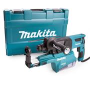 Makita HR2650 SDS+ Hammer with Dust Extraction