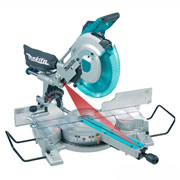Makita LS1216L Makita 305mm DXT Mitre Saw (With Laser)