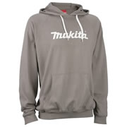 Makita MW282GR Makita Grey Pullover Hoodie (Grey)
