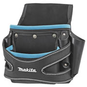 Makita P71750 Makita 2 Pocket Fixings Pouch (Blue)