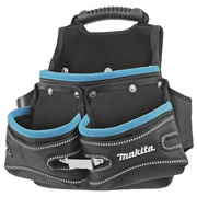 Makita P71766 Makita 3 Pocket Fixings Pouch (Blue)