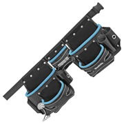 Makita P71772 Makita 3 Pocket Belt Set (Blue)