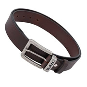 Makita P-72229 Makita Leather Belt Brown - Medium