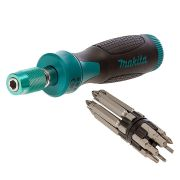 Makita P-90071 13-in-1 Ratchet Screwdriver Set
