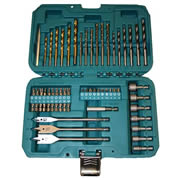 Makita P90227 Makita 50 Piece Drill & Screwdriver Bit Set