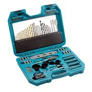 Makita  120 Piece Trade Pro Combination Set