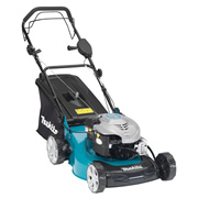 Makita PLM4622 Makita Self Propelled 46cm Petrol Rotary Lawnmower