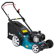 Makita PLM4626 Makita Petrol 46cm Rotary Lawnmower