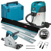 Makita SP6000J1KIT5 Makita Plunge Cut Saw Package 5