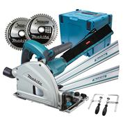 Makita MAKSP6000J1PK1 165mm Plunge Cut Saw Package