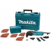 Makita TM3000CX4 Multi-Tool With 33 Accessories