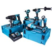 Makita TOPKIT5HJ Makita 18v 5 Piece Fully Brushless Kit