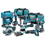Makita TOPKIT8DJ Makita 18v 8 Piece Fully Brushless Kit