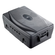Masterplug WBX Masterplug Outdoor Power Grey Weatherproof Box with Five Cable Outlets