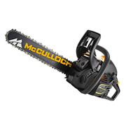McCulloch CS410ELITE McCulloch Petrol 45cm Bar Chainsaw